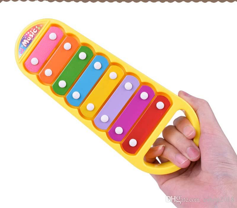 2017 new hot Children puzzle music piano infant early childhood percussion instrument toy wholesale