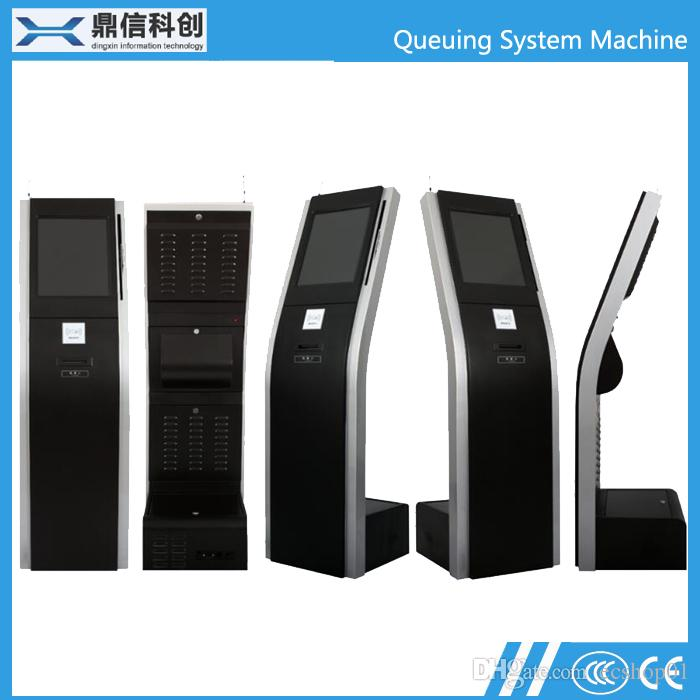2017 Software Installed Queuing Management System Machine ...