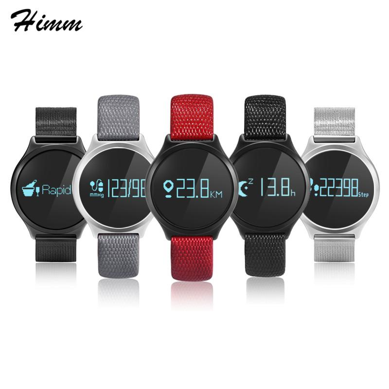 Wholesale- M7 Smartband Fitness Bracelet Adult Heart Rate Monitor Blood Pressure Pedometer Call Reminder Wristband Watch For Andriod