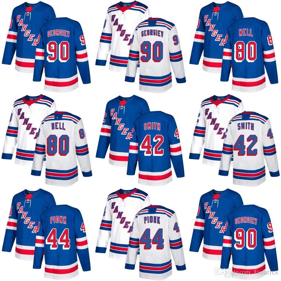 huge discount 92ea4 12749 authentic new york rangers irish jersey d0a79 c0342