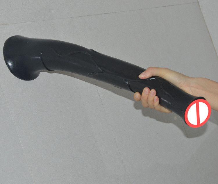 Cavallo gigante enorme Dildo Dildo realistici Masturbatore femminile Pene Anale Sesso erotico Cazzo di cavallo Giocattoli erotici donne