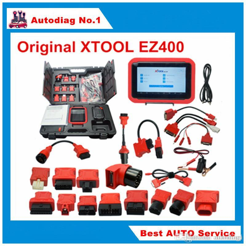 Original Xtool Ez400 Diagnostic Tool Free Update Online Ez 400 With Wifi  Same Function As Xtool Ps90 Ps 90 Dhl Free Check Engine Diagnostic Tool  Check ...