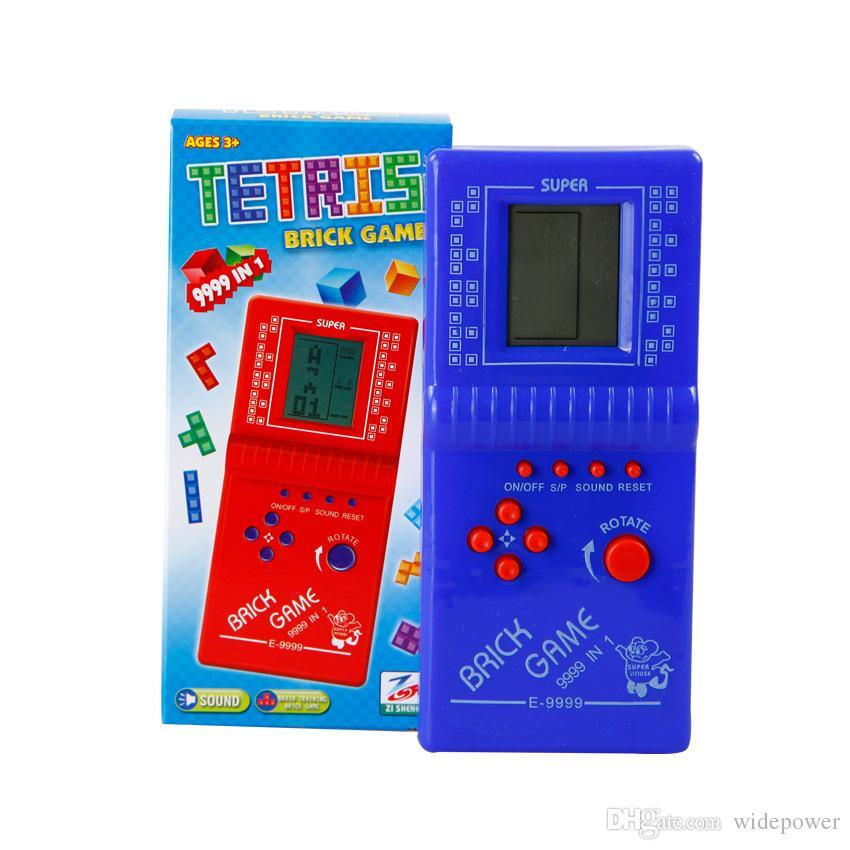 Compre Venta Caliente Nuevo Juego De Tetris De Mano Lcd Juguetes