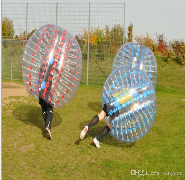 1.5M pvc Inflatable Bumper Ball Body Zorbing Ball Zorb Bubble Soccer Football Zorb Balls Human Bubble Soccer