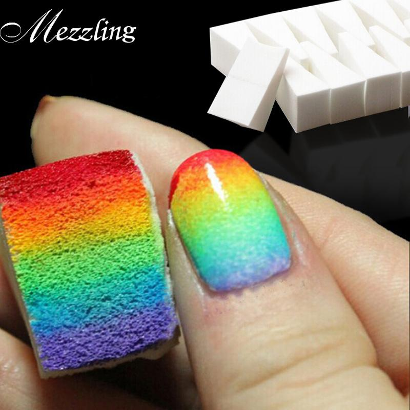 Wholesale Nail Art Tools,Gradient Nails Soft Sponges For Color Fade ...