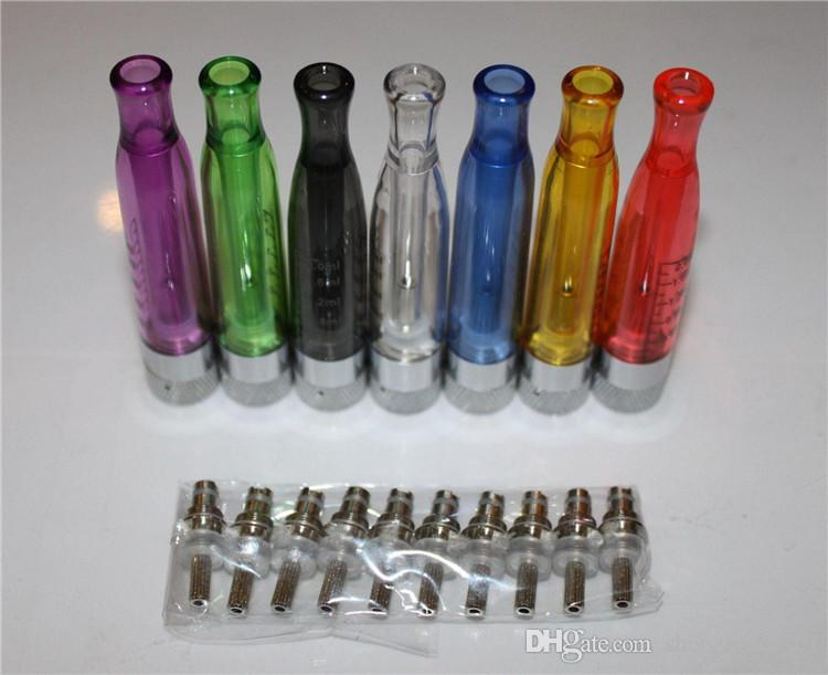 MT3 Coils Clearomizer 1.8ohm 2.2ohm 2.5ohm eGo Electronic Cigarette Replaceable Cartomizer Vapor Core for MT3 GS H2 E Cig Atomizers
