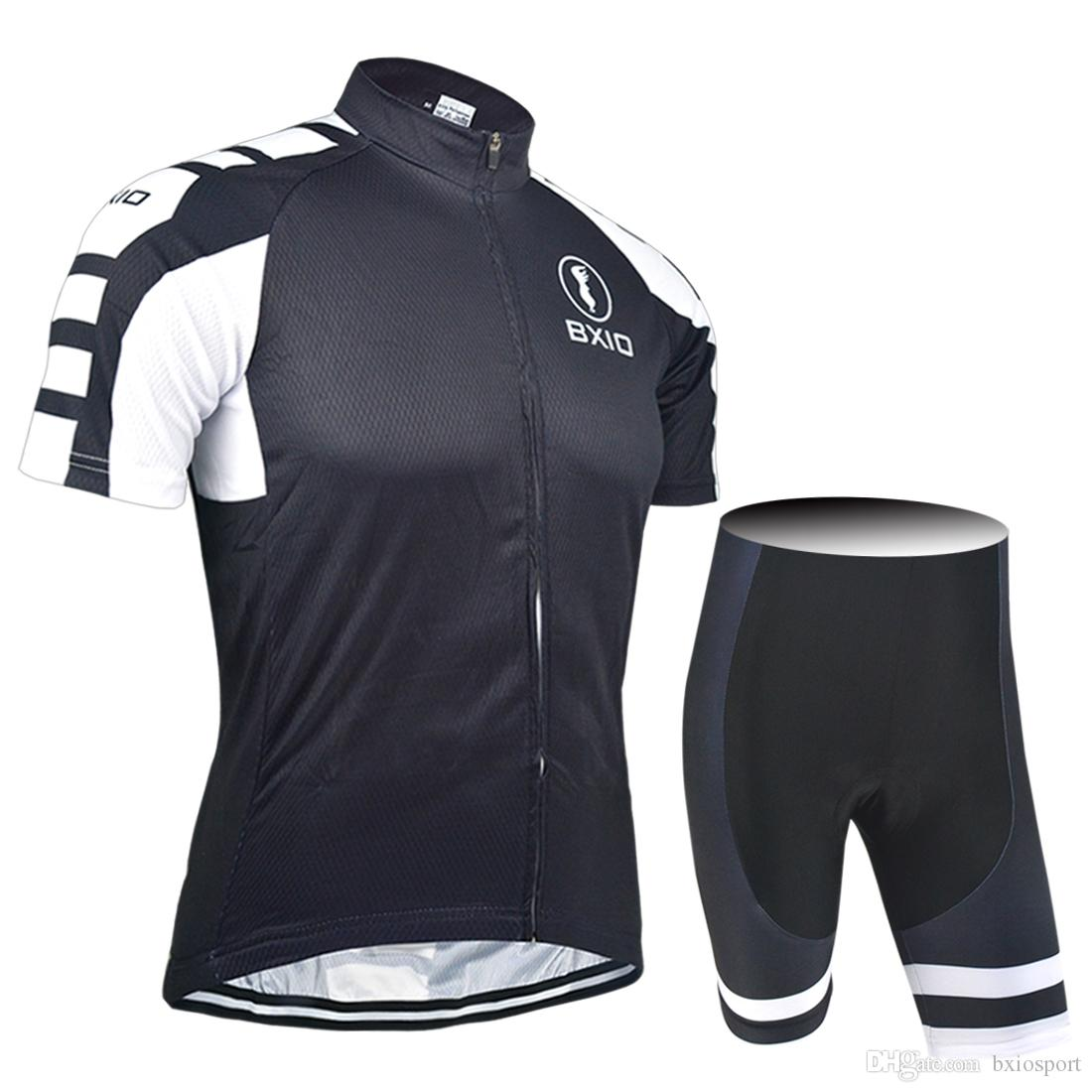 fd04cb51e BXIO Brand Cycling Jerseys Sublimation Printing Cycle Clothes MTB Cycle  Bikers Cycling Jackets Sets Fashion Short Sleeve Cycle Wear BX 015 Best  Cycling ...