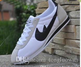 d71d524407 Acquista Vendita Calda! 2016 Classico Yin E Yang Maschio E Femmina  Primavera Autunno Scarpe Casual Cortez Shoes Leisure Nets Shoes Sneaker A  $17.26 Dal ...