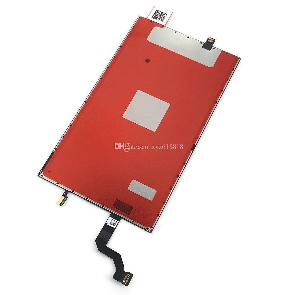 DHL Kargo 10 ADET / GRUP Orijinal Yeni LCD Ekran Arka Işık Filmi iPhone 6 S Artı 5.5