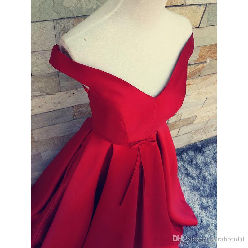 2019 خط الأحمر فساتين السهرة العربية الرسمية النساء الخامس الرقبة المشاهير بيع مناسبة رخيصة المألوف الحرير طويل حفلة موسيقية ثوب xg