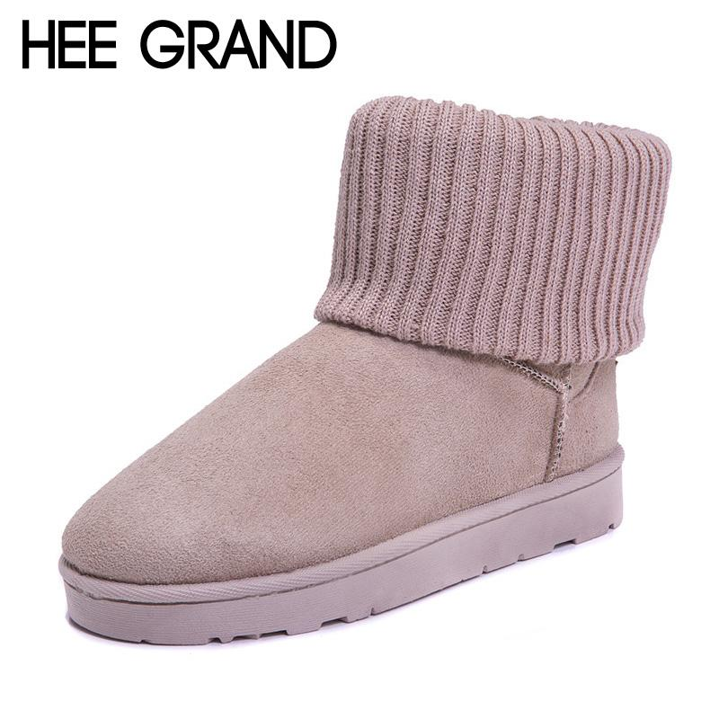 fake cheap price Wholesale- 2016 New Brand Fashion Snow Boots Women 100% Genuine Sheepskin Boots Winter Warm Natural Fur Female Footwear Size 34-40 clearance online amazon 43a1x2
