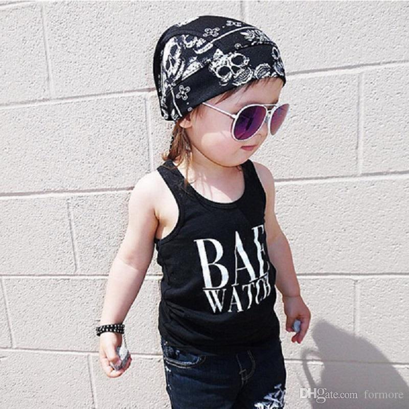 Vêtements bébé unisexe vêtements pour bébés ensemble survêtement sport infantile noir gilet chemise rayé shorts pantalon tenue enfants costume d'été costume