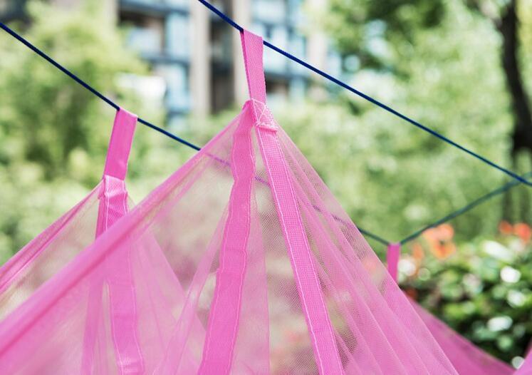 Adatti a mano amaca paracadute tessuto zanzariera amaca singola persona portatile coperta da campeggio esterna escursionismo Hangmat spedizione gratuita