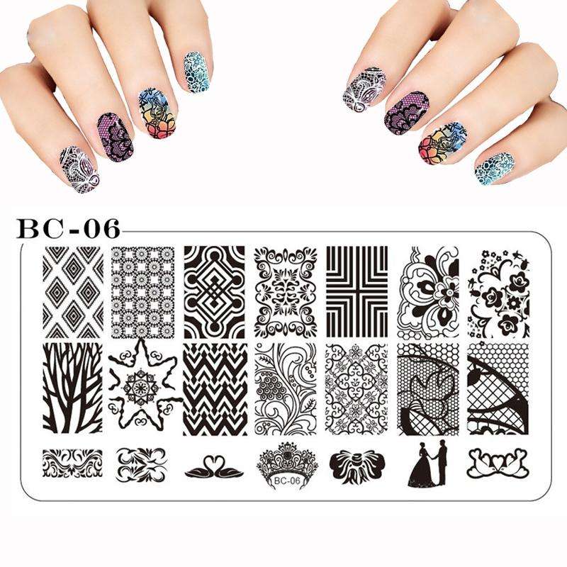 Nail Art Templates Image collections - Template Design Ideas