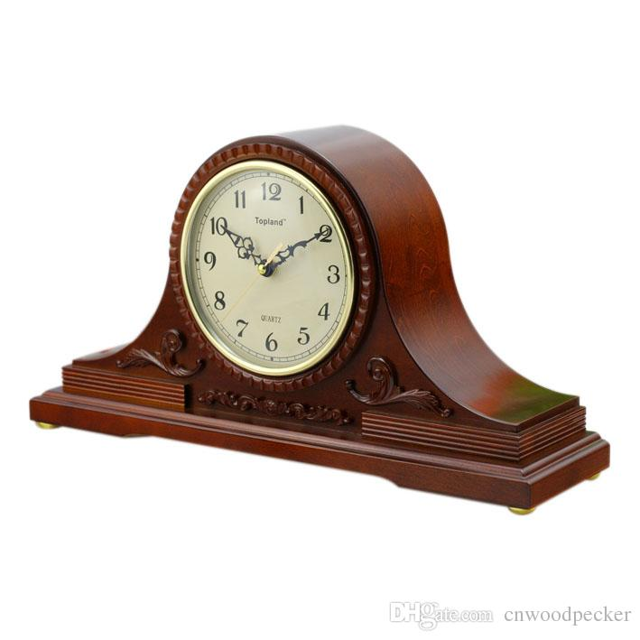 stitched for clock leather table furniture id l hand clocks objects sale decorative jeager lecoultre hermes f
