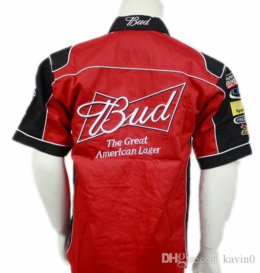 NEUE ankunft 2018 Marke F1 fahren drift overalls racing karting kurzarm shirt motorrad rennanzug sportbekleidung shirt Männer