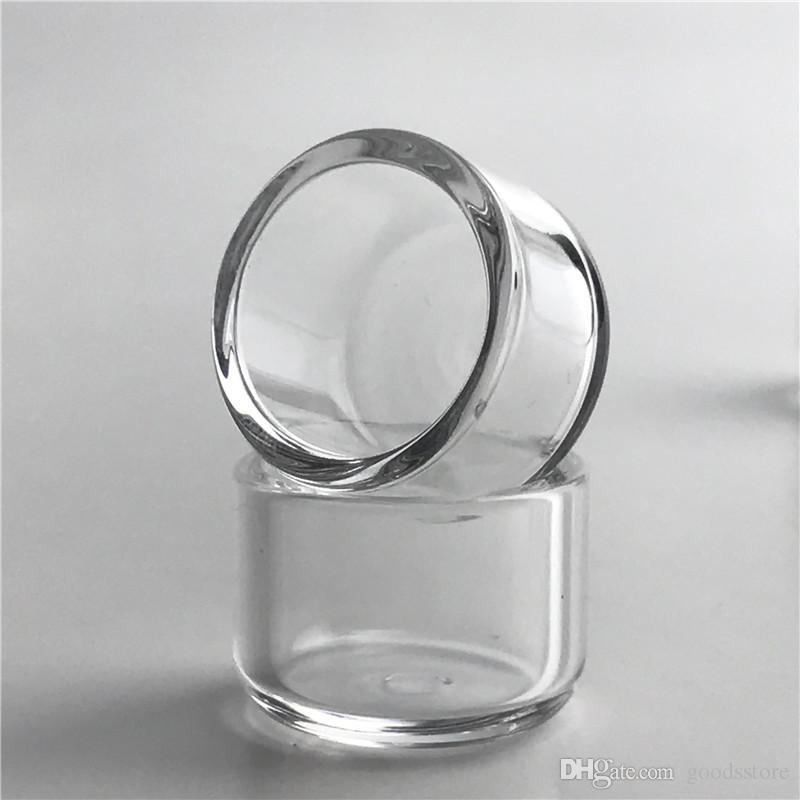 Nouveau Quartz Insérer bols Phat Goutte poêlon avec Flat Top Bas Nail thermique L XL XXL Gros Domeless Banger Pipes ongles d'eau