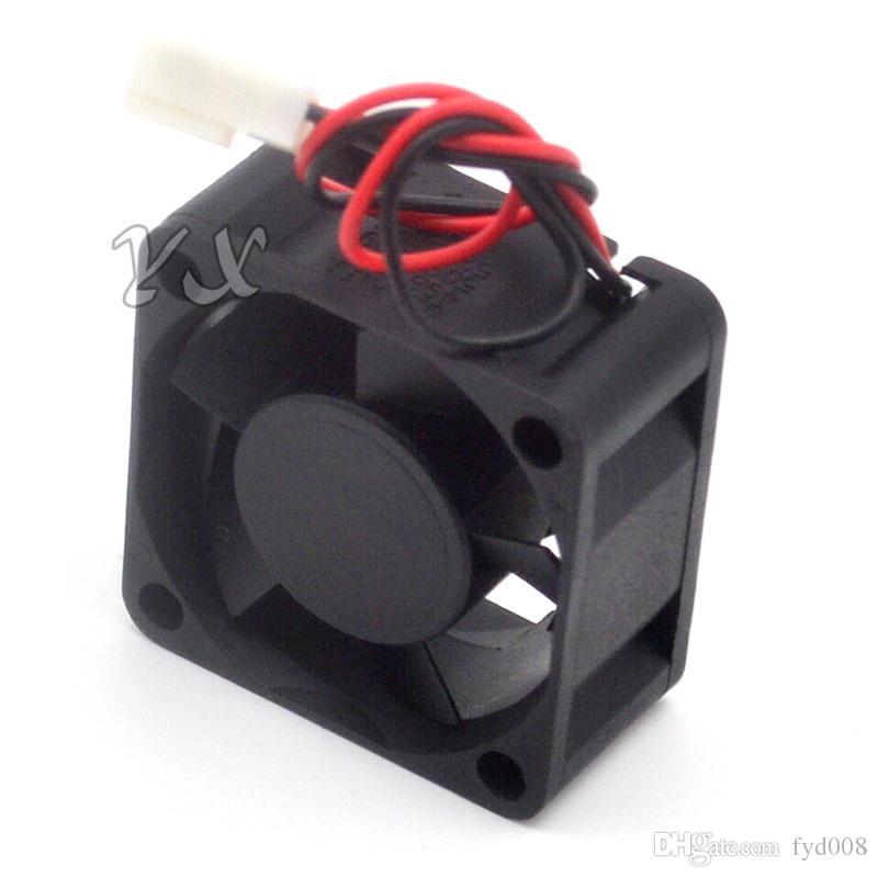 2 cables 4020 Maglev 4 cm ventilador silencioso 0.6W KDE1204PKV2 para SUNON