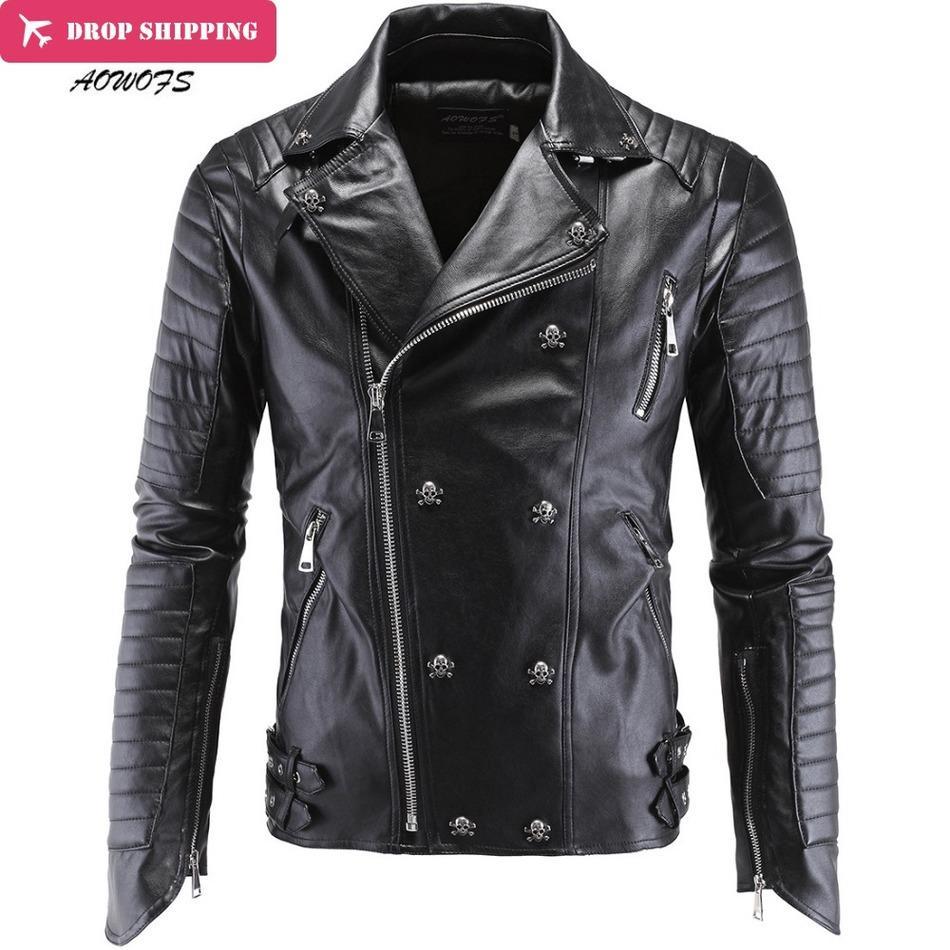 Leather stylish jackets online