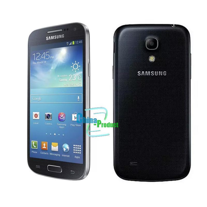 "Original Refurbished Samsung Galaxy S4 mini I9195 Dual core 4.3"" 1.5G RAM+8G ROM 8MP camera GPS WIFI cellphone"
