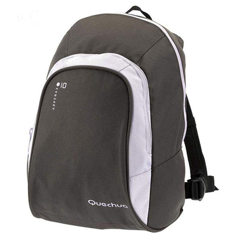 2019 QUECHUA Nylon Fabric Waterproof Sports Bag 10L Men Women Children  Outdoor Backpack Travel Backpack Gym Bag Bike Backpack From Htzyhstore 7251dc7b3c929