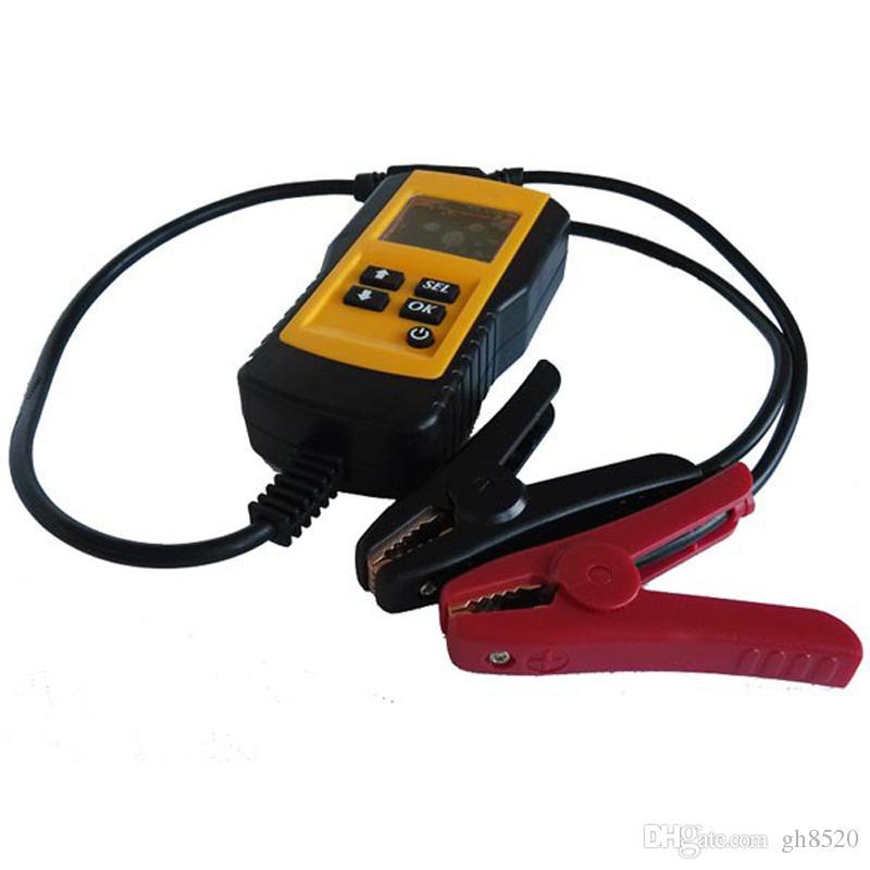Бесплатная доставка Ae300 универсальный 12 в автомобиль цифровой аккумулятор тест анализатор авто диагностический инструмент автомобильный аккумулятор тестеры