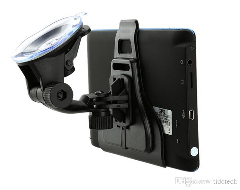 Auto Car GPS Navigation 7BL 7 inch HD Bluetooth AVIN Capacitive screen FM 8GB/256MB Vehicle Truck GPS Lifetime Map