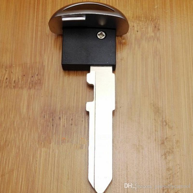 Mazda CX7CX9 CX5 Rui kanat Acil Akıllı Anahtar Blade için yeni Değiştirme Uncut Boş Anahtar Bıçak