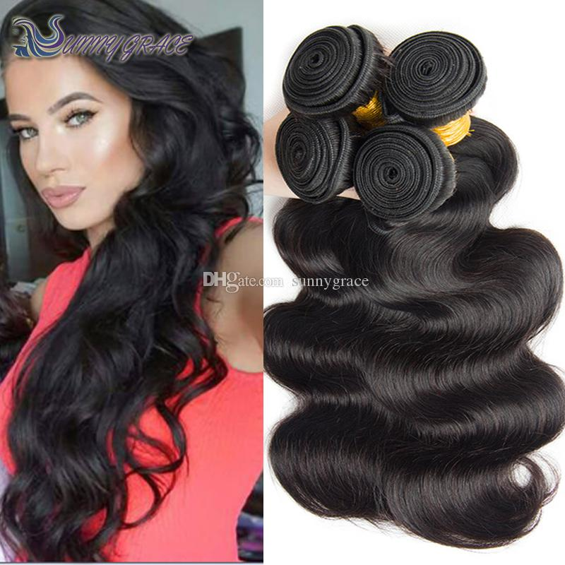 Cheap wholesale virgin human hair weave body wave malaysian hair 3 cheap wholesale virgin human hair weave body wave malaysian hair 3 bundles extension real human hair human hair weave cheap cheap brazilian hair weave from pmusecretfo Image collections