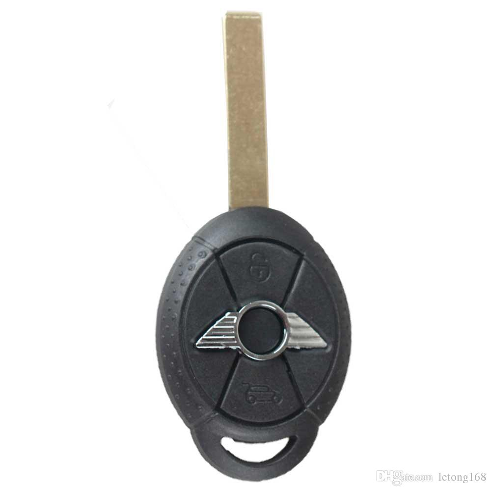 Guaranteed 100 3buttons Replacement Car Shell Remote Key Case Fob