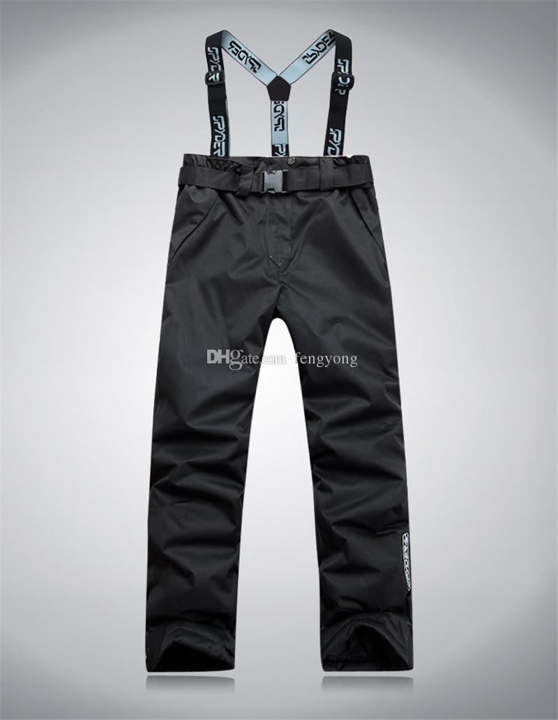 2017 nuove donne pantaloni da sci caldo vento resistente alle radiazioni anti-UV, vento, anti-batteri taglia S-XXL molti colori tuta da sci