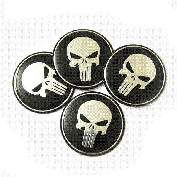 Sticker For Range Rover Sport Transparent Promotion Tpu: Shop Car Stickers Online, Cool Punisher Car Steering Tire