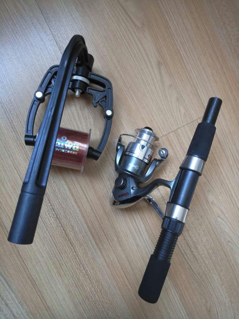 Exclusive Fishing Reel Line Winder Spooler Fishing Line Winding System Spinning Line Tier Fishing Tools Accessory