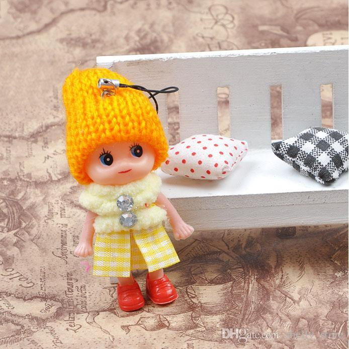 2017 New Kids Toys Dolls Soft Interactive Baby Dolls Toy Mini Doll For Girls Cheap Gift