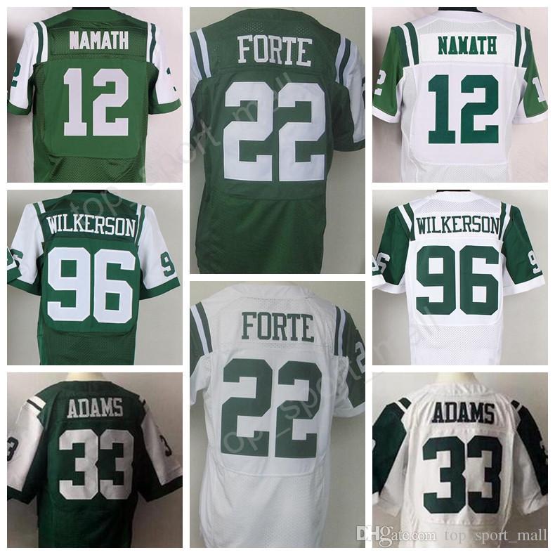 jamal adams jersey white