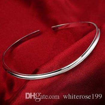 Wholesale - Retail lowest price Christmas gift 925 silver fashion Jewelry Necklace N109