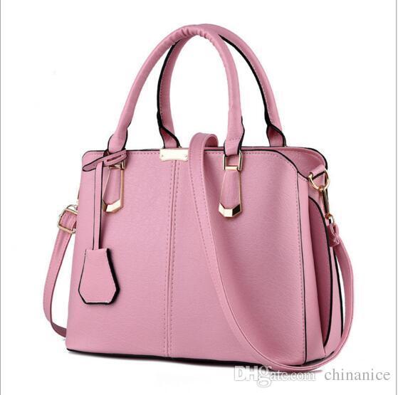 Luxury Secret Vs Shoulder Bags Women Love Pink Handbags Large ...