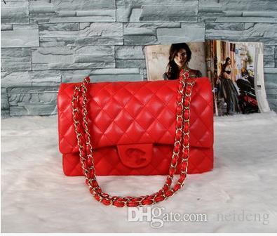Vendita calda Borse moda classica Borsa a mano Borsa a tracolla Lady Piccola Catene Golder Totes Borse Borse i