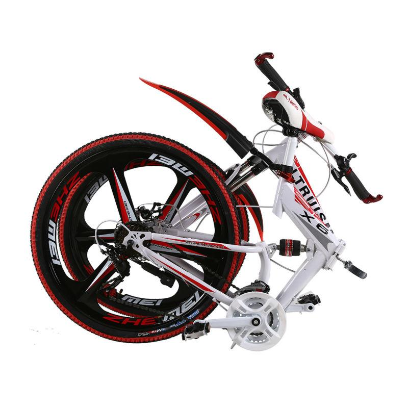 Altruism X6 24 Inch 26 Speed Aluminum Alloy Frame Folding Mountain Disc  Brake Bicycle Racing Suspension Bicycles Ridley Bikes Bike World From  Liyelei1008, ...