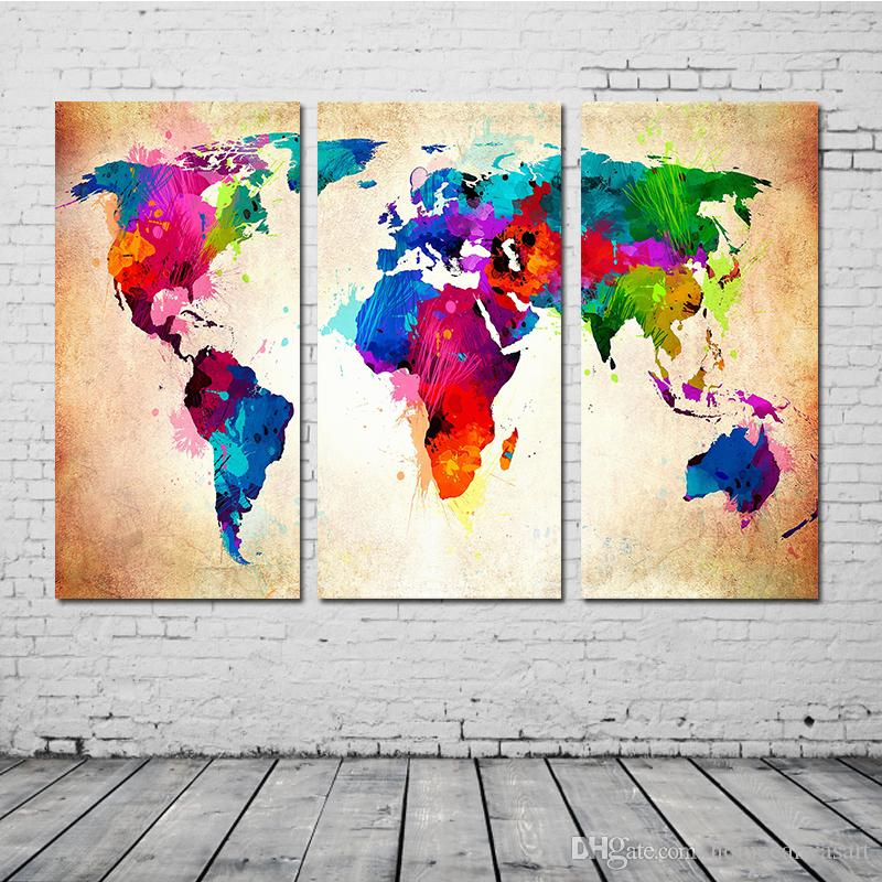 World Map Paintings on abstract woman painting, history painting, japan painting, acrylic painting, earth painting, architecture painting, egypt painting, colors painting, germany painting, usa painting, google painting, iceberg painting, world's best painting, middle east painting, india painting, australia painting, library painting, spain painting, israel painting,