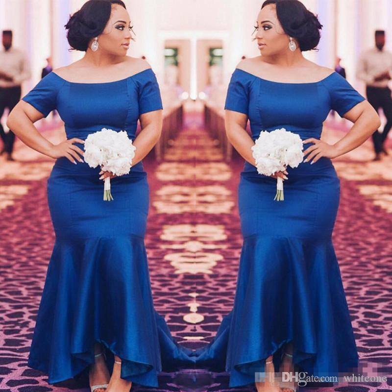 Cheap bridesmaids dresses plus size