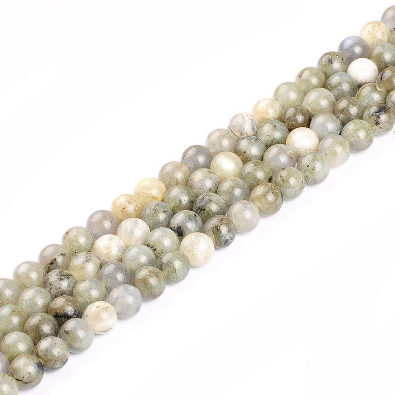 Beads Jewelry & Accessories Perles Natural Stone Green Lace Round Loose Beads 4 6 8 10mm Gem Spacer Beads Making Bracelet Necklace Wholesale 15inch