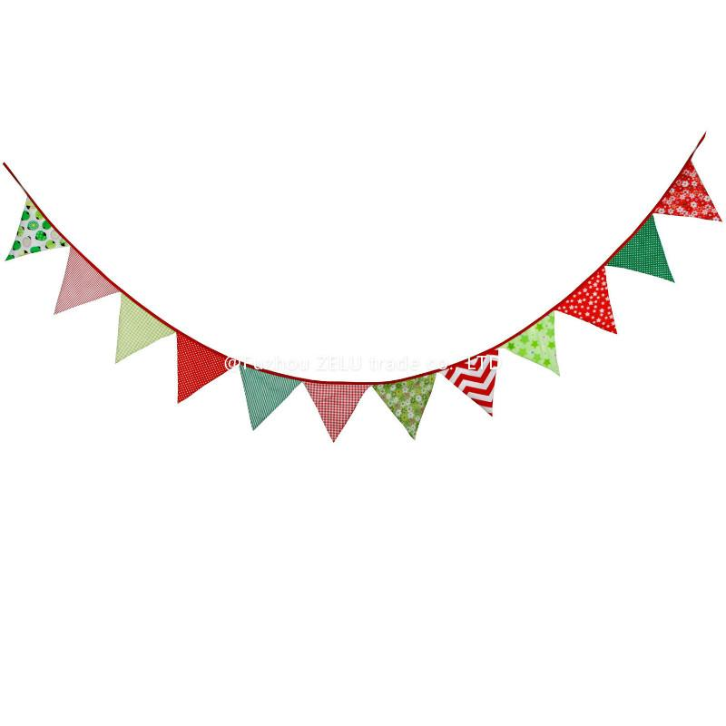 2018 wholesale 3 3m colorful flag and banners brithday pennants