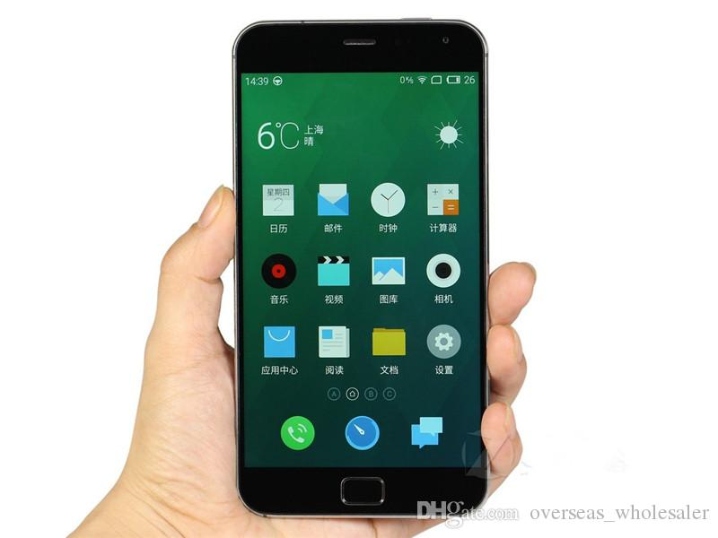 Desbloqueado original meizu mx4 pro telefone celular ram 3 gb rom 16 gb / 32 gb flyme 4.1 2.0 ghz android octa núcleo 20.7mp 3050 mah 5.5inch 4g telefone móvel