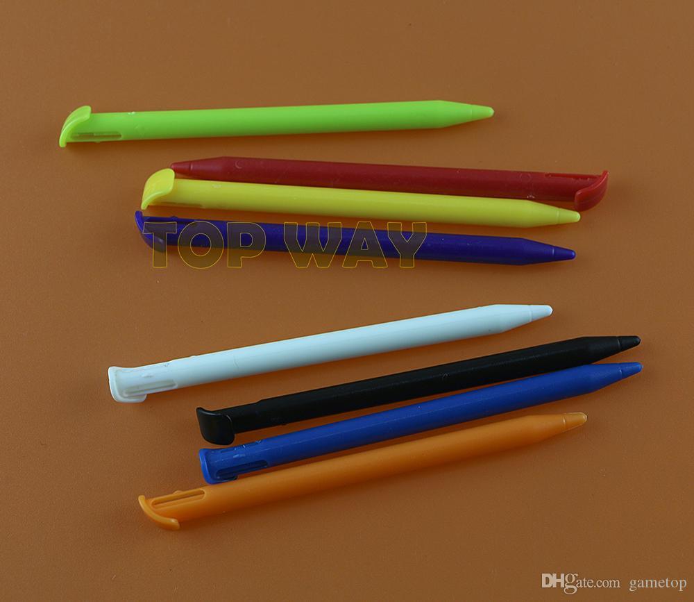 Penna schermo tattile in plastica di alta qualità Stilo compatto NUOVO 3DSXL 3DSLL NUOVO 3DS XL LL