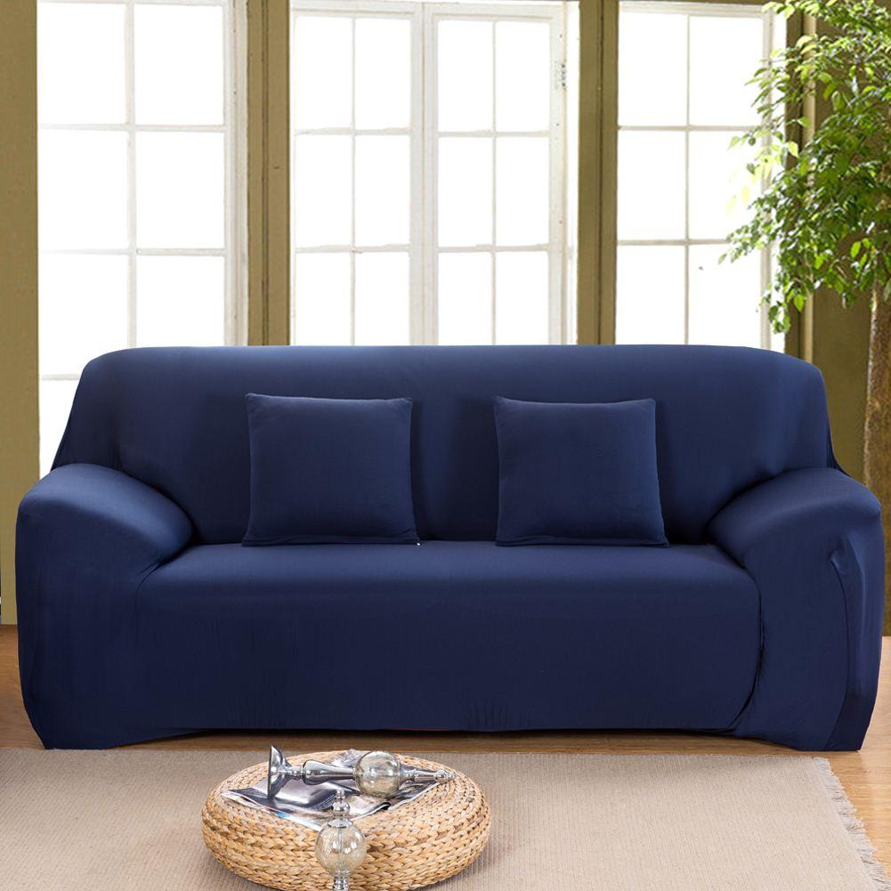 Spandex Stretch Sofa Cover Big Elasticity Couch Cover Loveseat