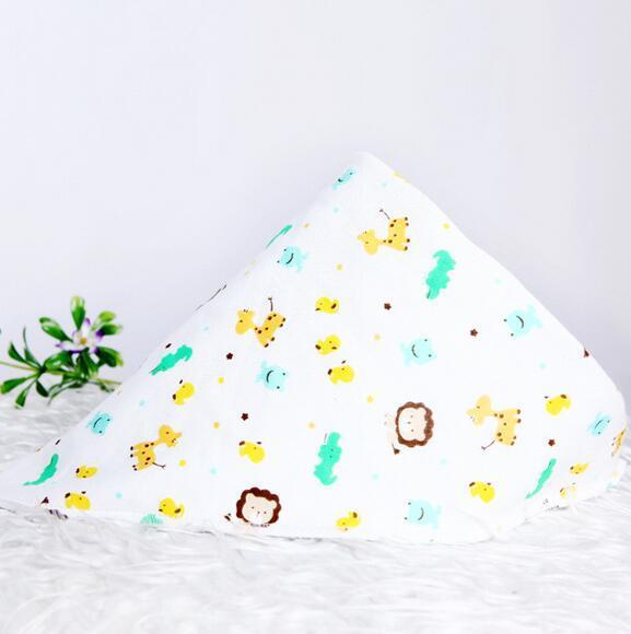 Lätzchen Spucktücher Child Sided AnKou Verband Baumwolle Baby Lätzchen Baby Lätzchen Kleinkinder Schal Fabrik Großhandel DHL Frei