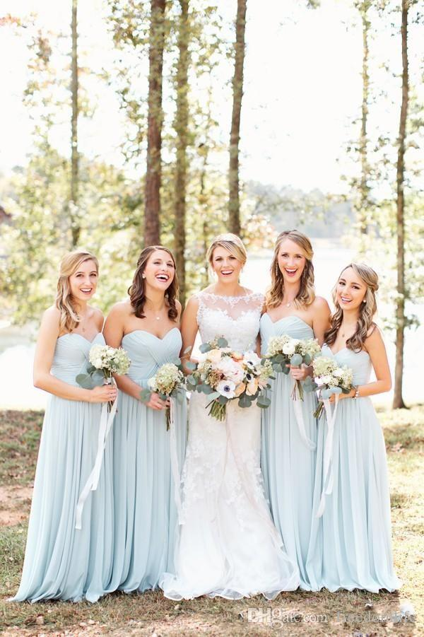 Impressionante 2017 País Vestidos de Casamento Sereia Sheer Colher Pescoço Sem Mangas Rendas Apliques Modest Vestidos de Noiva Sweep Trem Frisado Sash