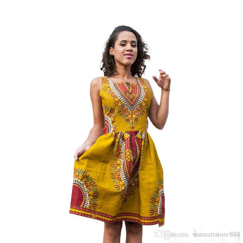 african women dashiki dress womens clothing sleeveless dashiki