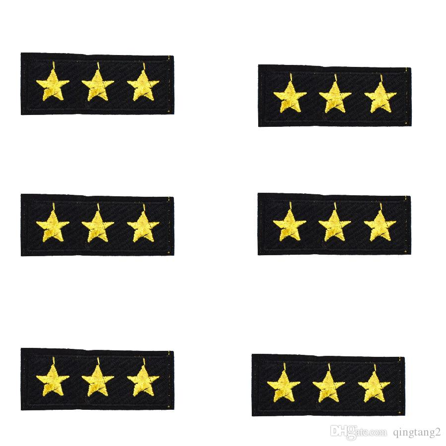 embroidery badge patches for clothing applique iron on patches sewing supplies accessories badge stickers on clothes iron-on patch DIY